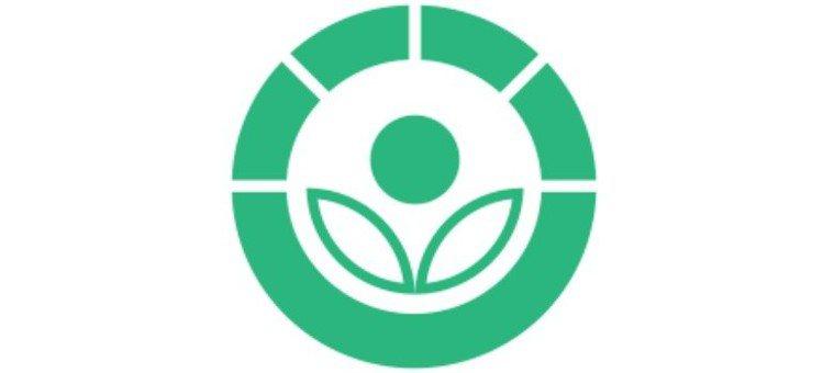 國際通用的輻射照射處理標章「Radura標章」。(圖片來源:國際原子能總署IAE...