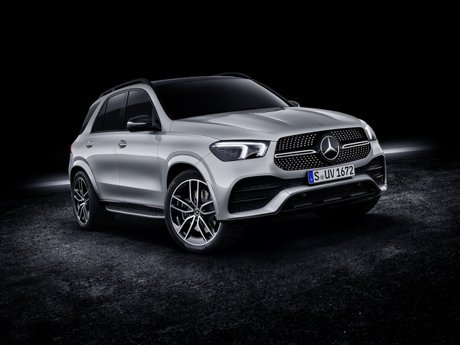 最強悍動力車型 全新Mercedes-Benz GLE 580油電+V8引擎登場!