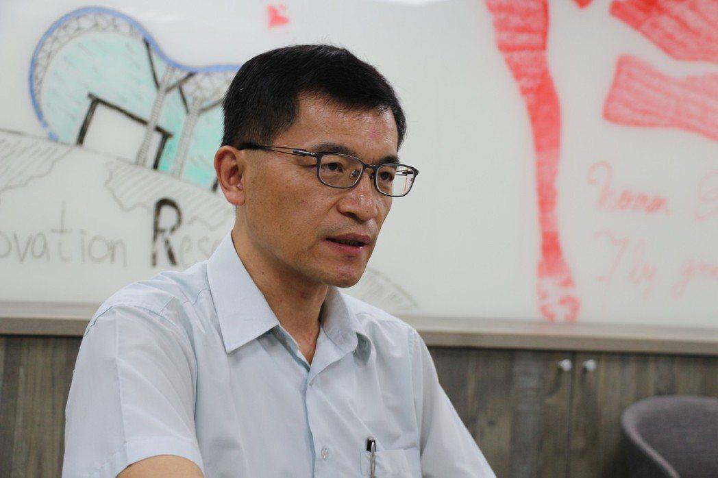 經濟部中小企業處處長何晉滄表示,「Startup Terrace林口新創園有針對...