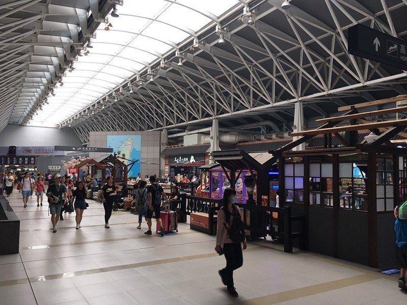台中高鐵目前已經接軌台鐵,未來接軌捷運,成為佈局台中捷運宅的手選。 圖/興富發夢...