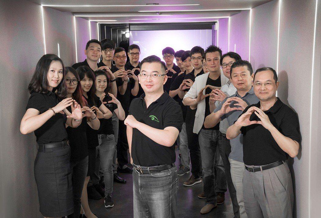 台灣本土AI新創OSENSE光禾感知科技獲得國發天使基金投資肯定,本次Pre A...