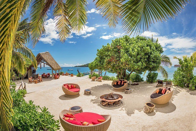 在斐濟,你可以盡情放空,體會當地傳統文化,享受仙境般的假期生活。圖/ Likul...