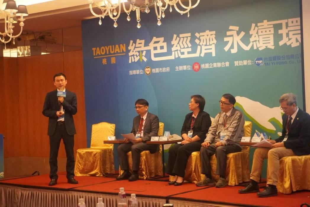 納諾科技董事長呂鴻圖表示,納諾科技在濃水回收方面建立自主知識產權,開發出NRS減...