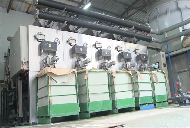 納諾NRS系列減壓低溫水分離設備,助企業朝向工業廢水零排放的終極目標。 圖/納諾...