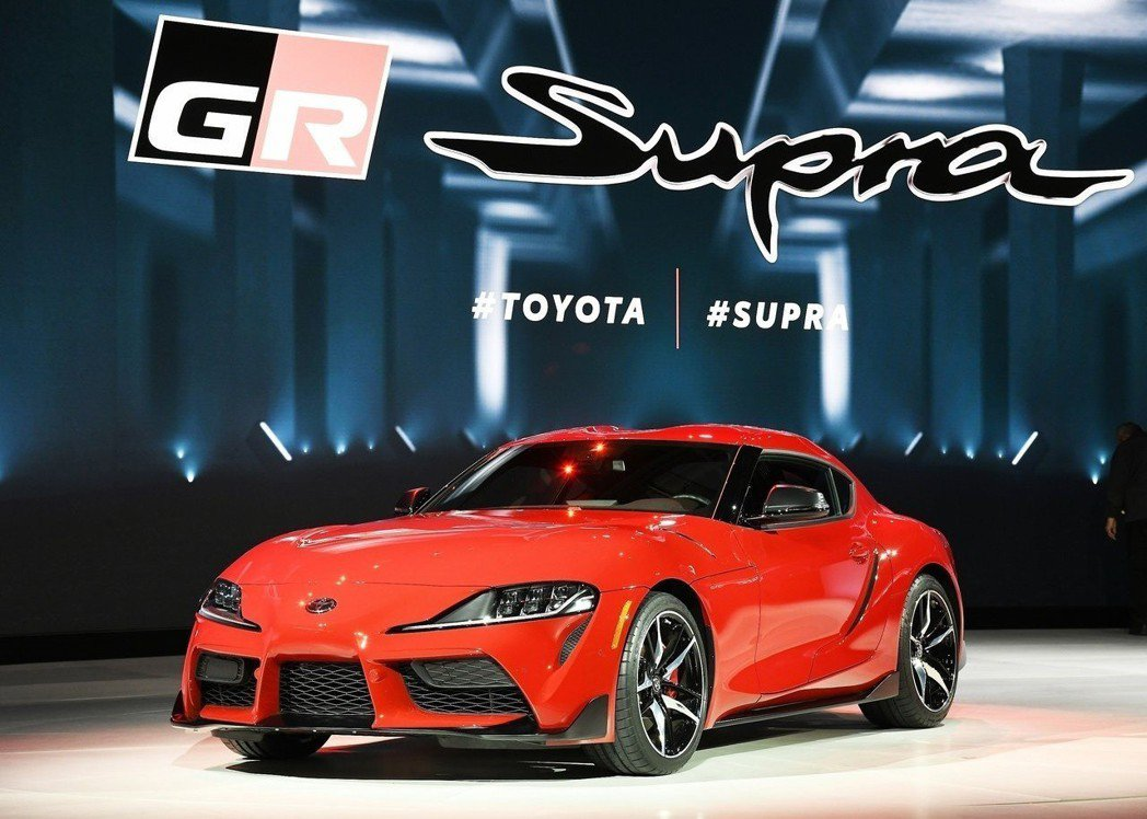 Toyota Supra。 摘自Toyota