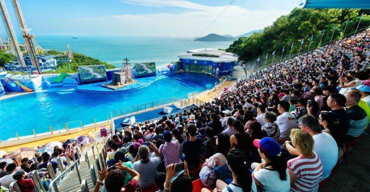 圖/ 香港海洋公園,女子學提供
