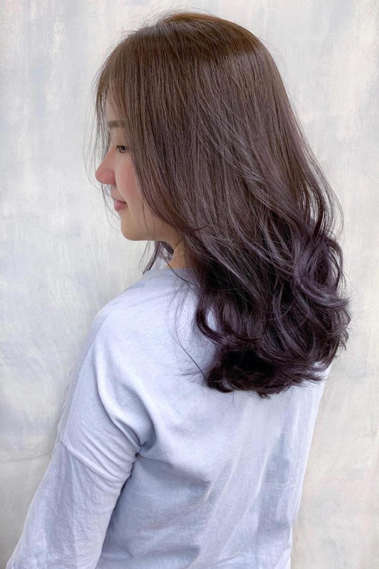 髮型創作/默·MO HAIR / 阿毛。圖/StyleMap提供