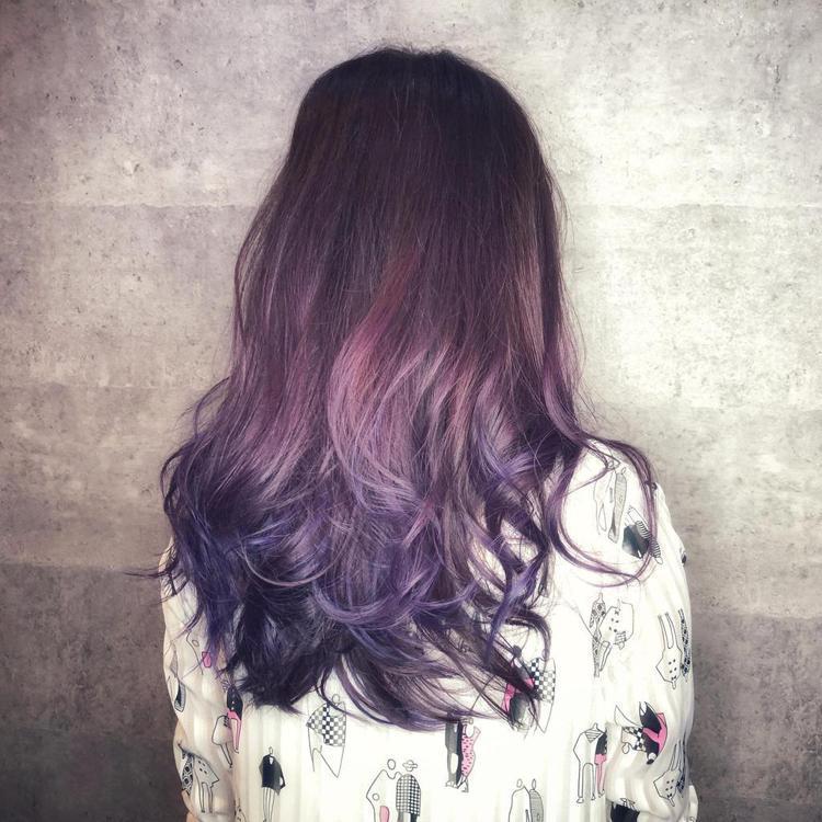 髮型創作/NaNa hair / 林也(Nick)。圖/StyleMap提供