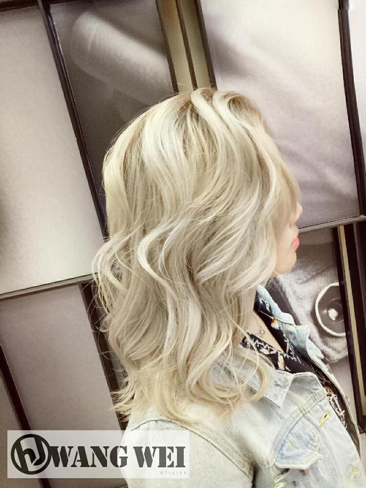 髮型創作/GENIC 西門店 / GENIC _ WEI。圖/StyleMap提...