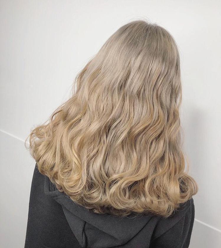 髮型創作/Ink Hair Salon 旗艦店 / 黃蘋 apple。圖/Sty...