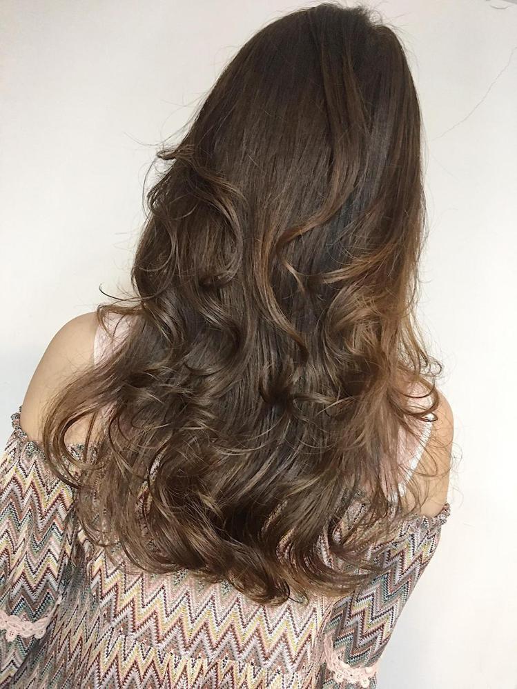 髮型創作/Ps54國際髮型 / 冠庭。圖/StyleMap提供