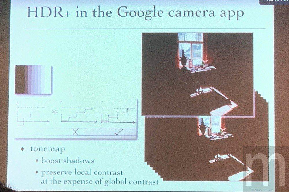HDR+是Google Camera重要功能之一,並且可應用在各類拍攝需求