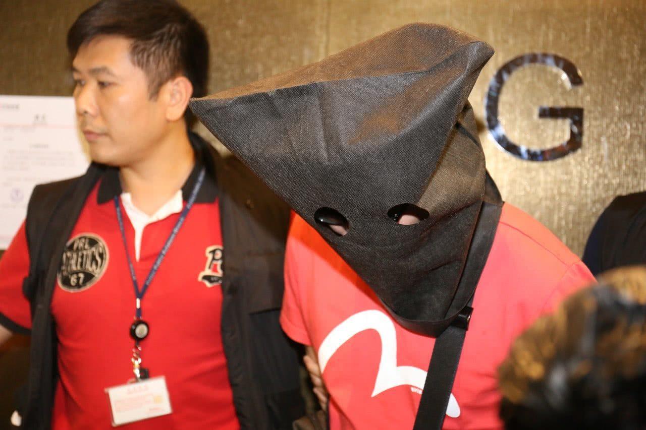 警方已逮捕涉嫌自導自演的譚姓主謀。圖:觀察者網