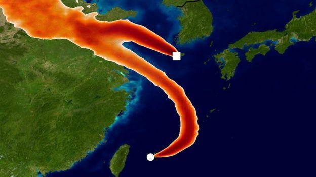 這次之所以能抓到排放來源,主要歸功於設在日韓的監測站。EIA估計,中國東北地區的...