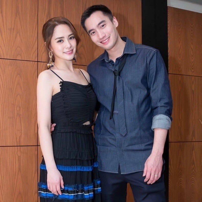 阿嬌和賴弘國驚傳分居,兩人否認。圖/摘自臉書