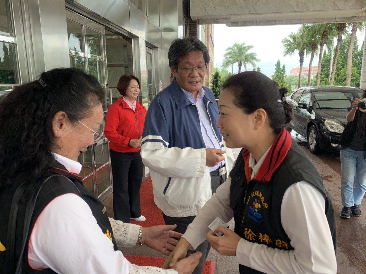 藍花蓮黨部代理主委上任遭阻 黃原亮:不認同但不會起衝突