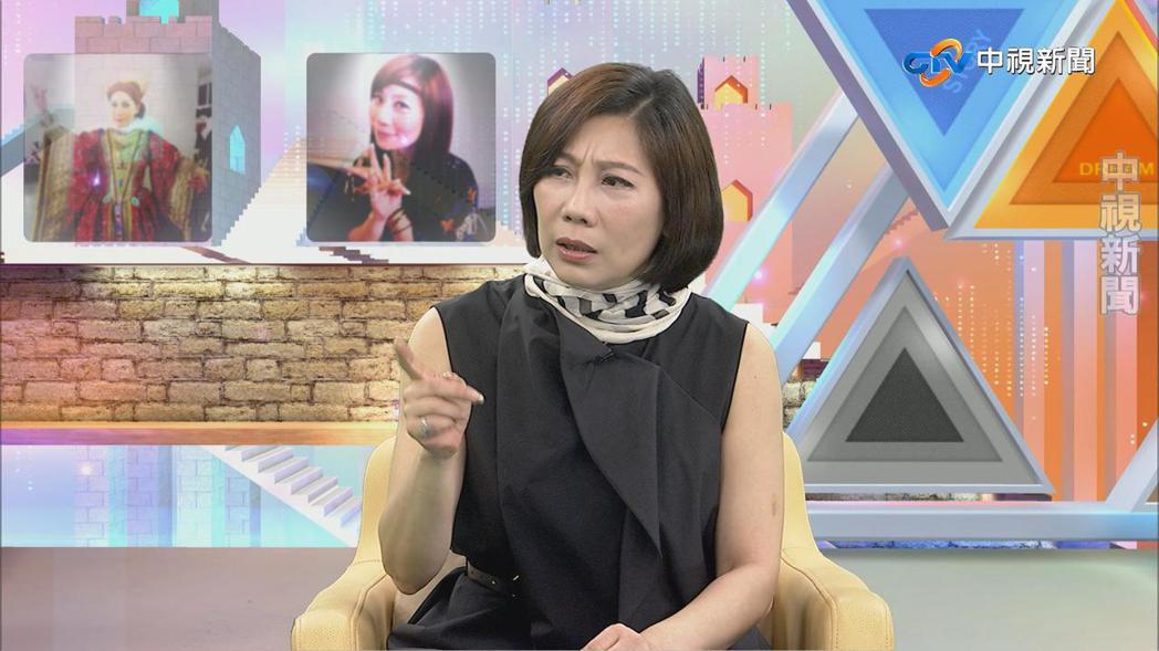郎祖筠日前接受中視「改變的起點」專訪。圖/中視提供