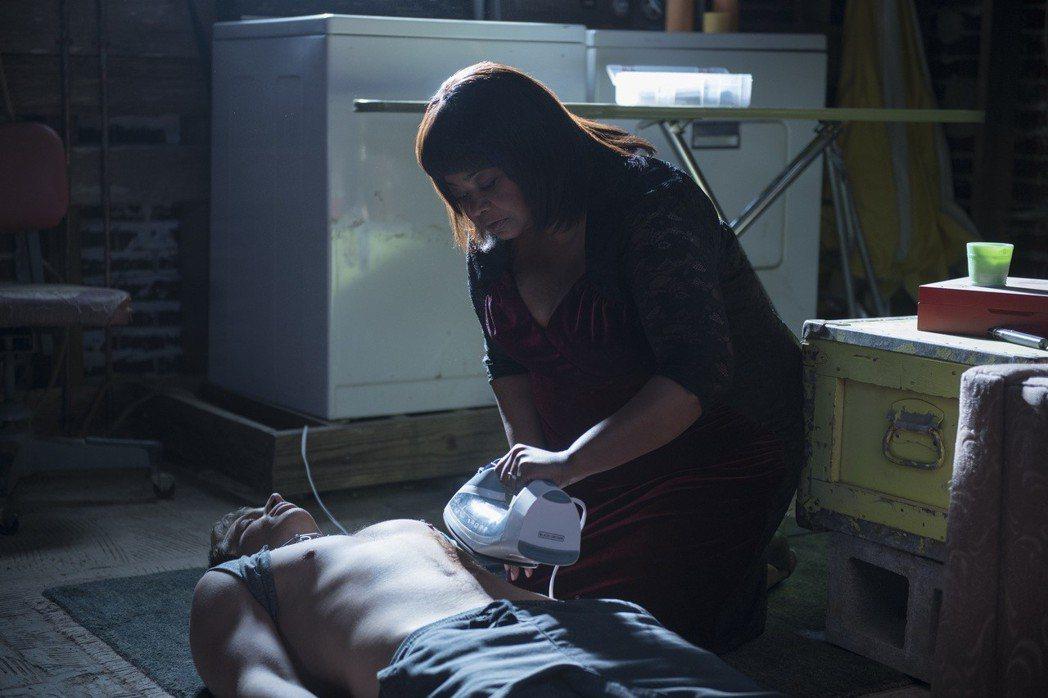 「恐怖大媽」 5月31日上映。圖/UIP提供