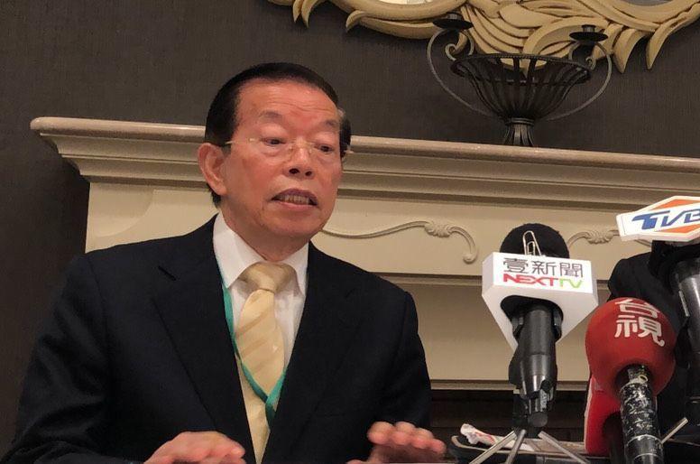 台灣去年用公投否決解禁日本核災區食品,讓日本反彈。駐日代表謝長廷則是強調,國民黨...
