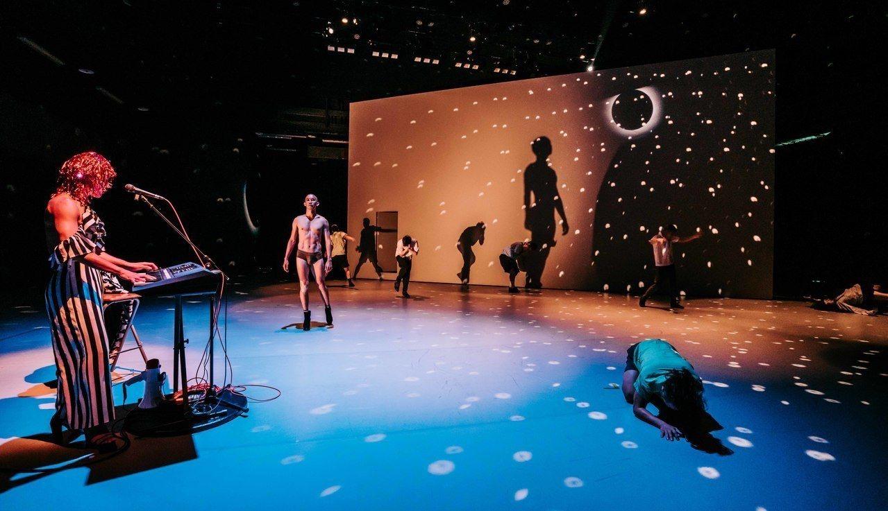 布拉瑞揚舞團《#是否》。 雲門舞集提供