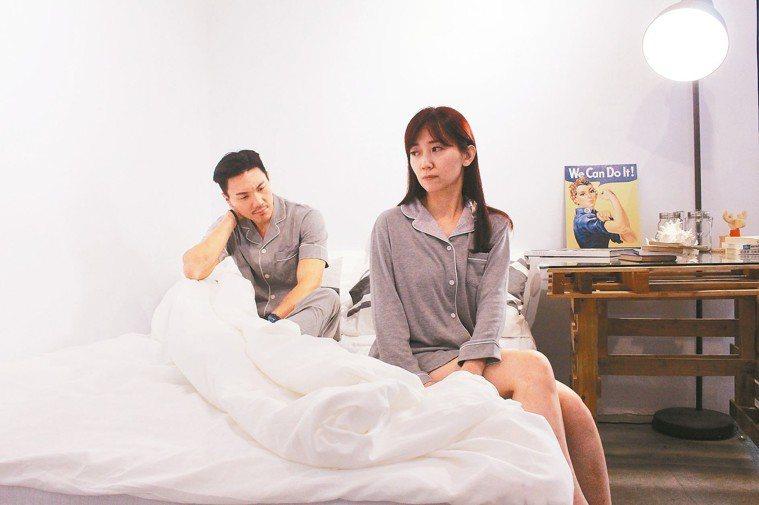50歲的夫妻一個月恩愛幾次比較好? 記者陳婕翎/攝影