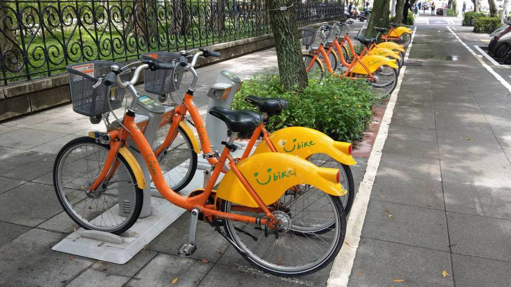 騎腳踏車跟平衡、操控能力有關。記者楊正海/攝影