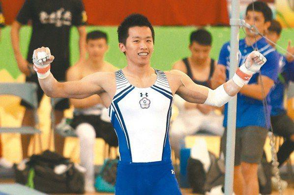 體操/李智凱申請新動作 國際體操總會不承認