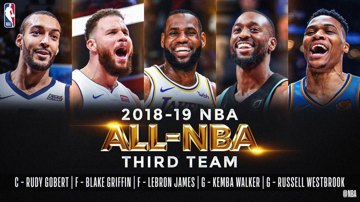 擷圖自NBA官方推特