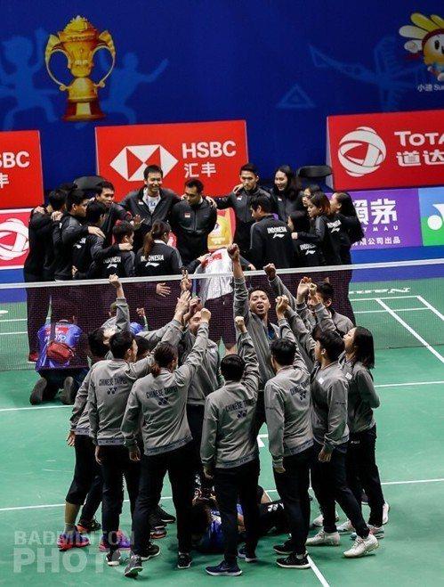 蘇迪曼盃/與印尼大戰五點 中華隊2:3止步8強