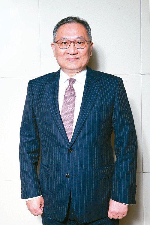 新光保全總經理洪國超 記者蘇健忠/攝影