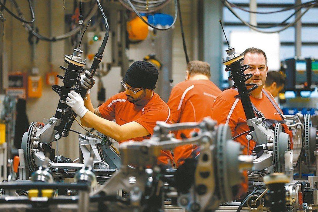 歐元區5月製造業PMI初值為47.7。 路透