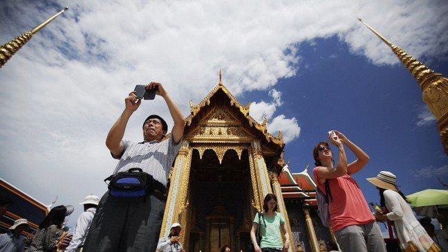 泰國曼谷。路透社