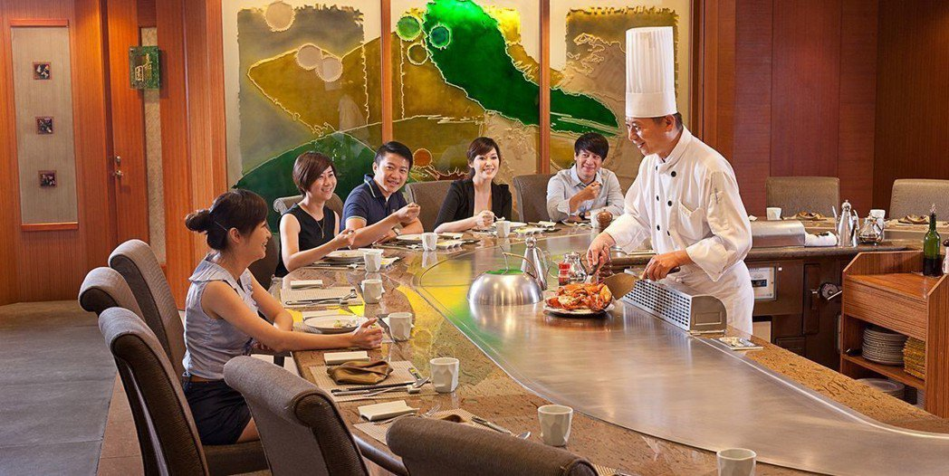 亞洲食錦鐵板燒推出快閃優惠。  大億麗緻酒店 提供