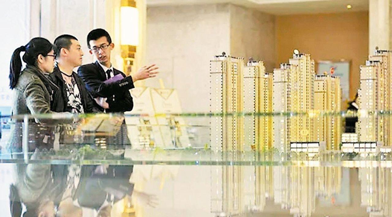 藍皮書預測 大陸房價今年漲7.6% (取材自中新網)