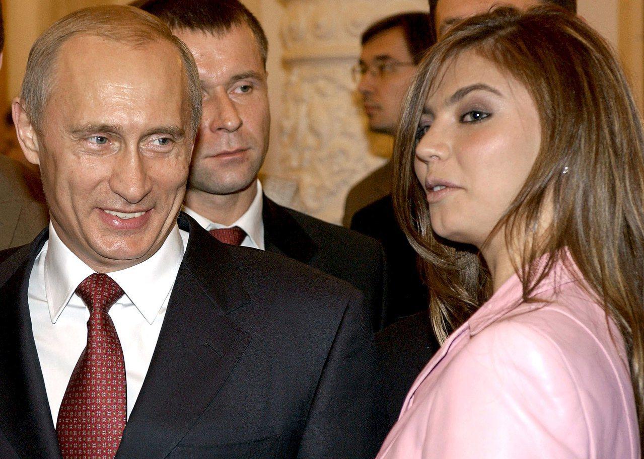 俄羅斯總統普亭傳出已經與緋聞女友秘密完婚。圖/世界日報提供