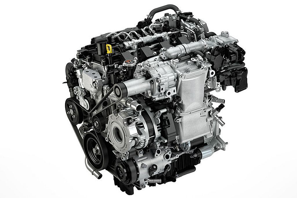 Skyactiv-X 2.0新世代引擎相關資訊依舊未公開,日本當地規劃7月接單,...