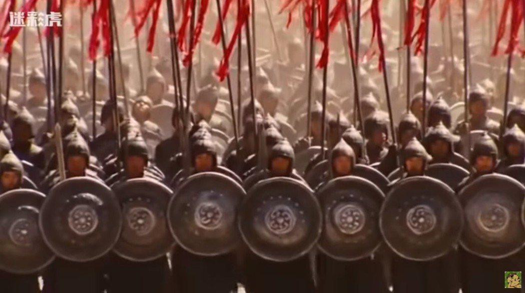 圖片來源/《中華兵家第一人 3萬吃掉20萬的古代戰爭》YouTube影片截圖