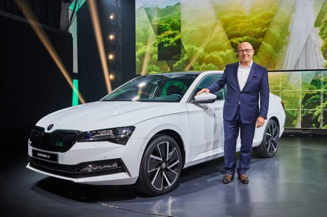 品牌首款Plug-in Hybrid車款 全新ŠKODA Superb iV正式下線