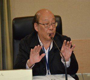 臺灣大學法律學系李茂生教授。 圖/臺灣法學雜誌 提供