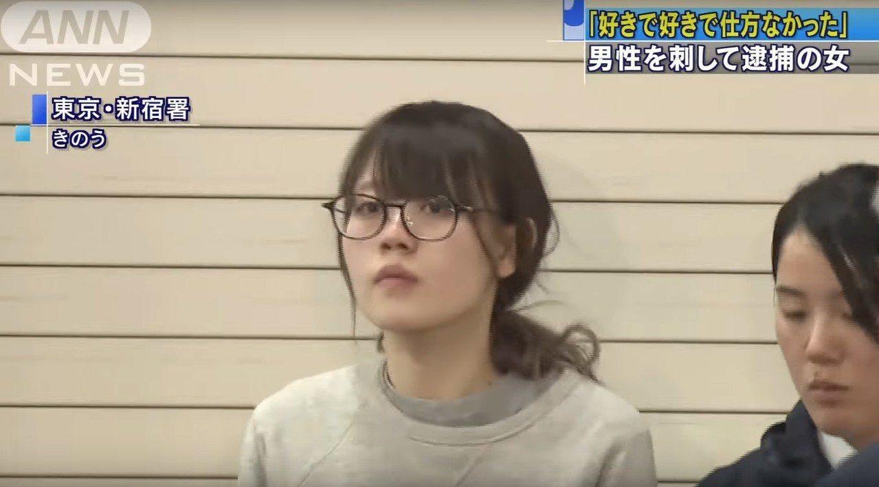 高岡由佳向警方說,「喜歡他喜歡地不得了,沒有辦法,把他殺掉之後,我也要去死,所以...