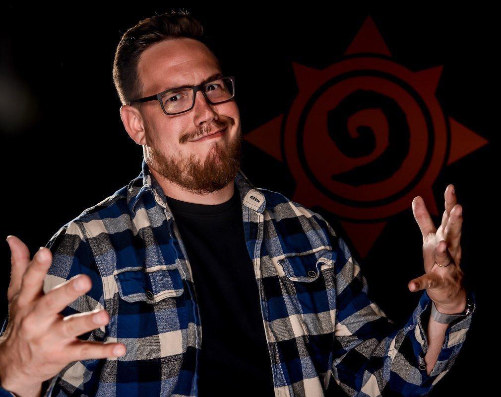 前遊戲總監Ben Brode