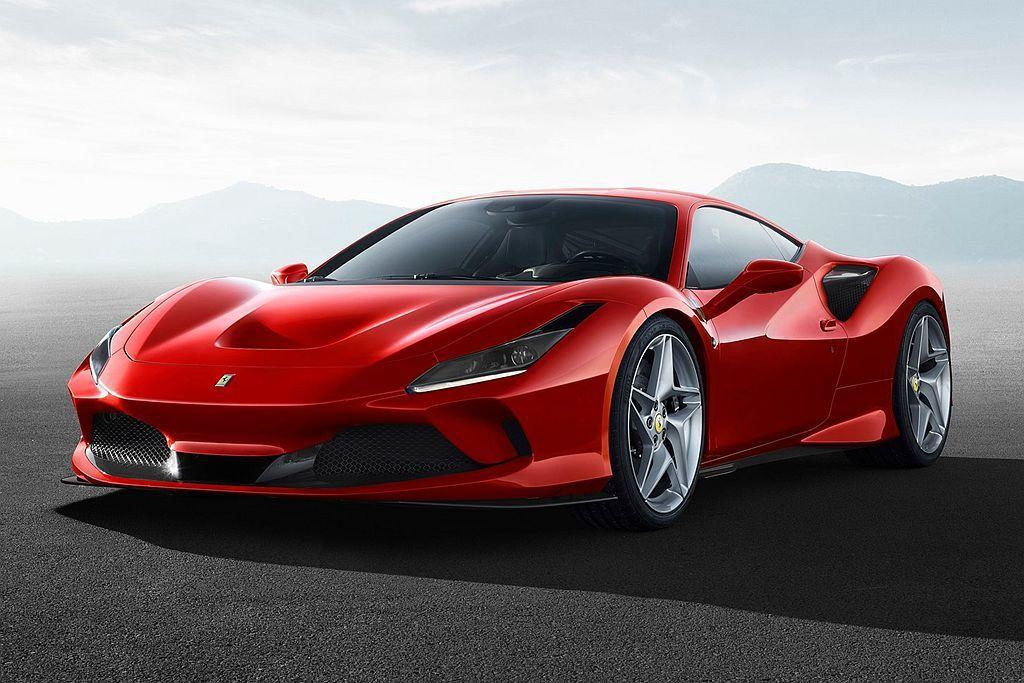 Ferrari F8 Tributo動力來自3.9L Biturbo V8雙渦輪...