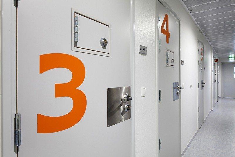 挪威哈爾登監獄。 圖/路透社