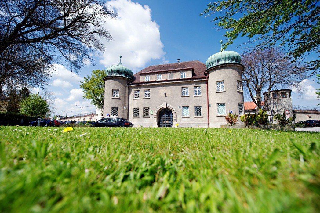 德國蘭茨貝格監獄。 圖/歐新社