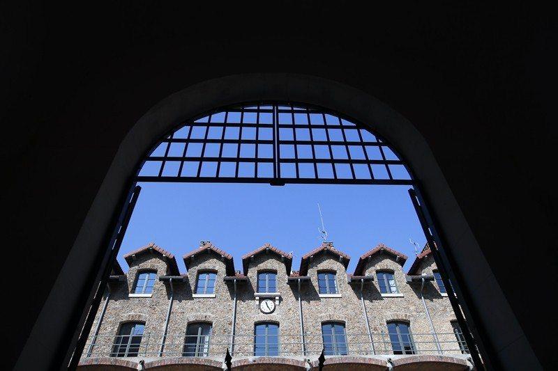 法國La Sante監獄。 圖/美聯社