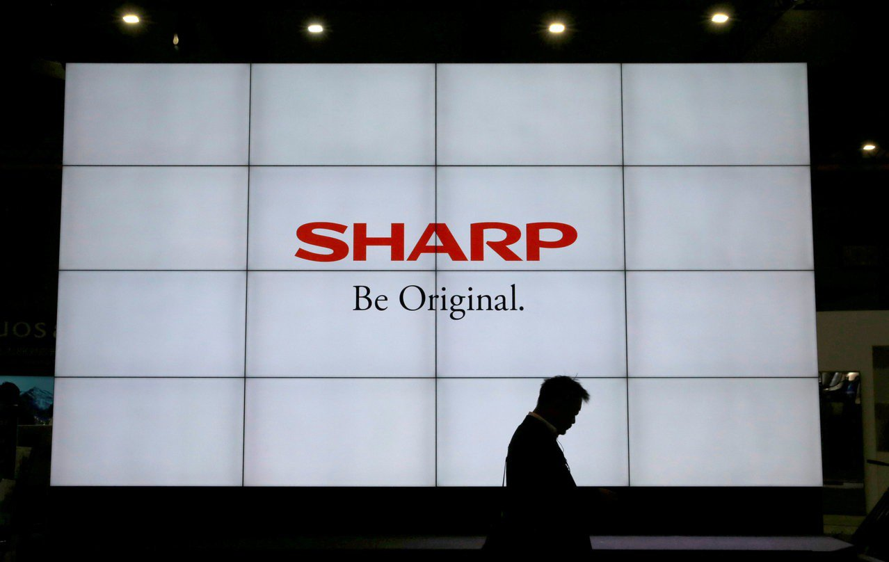 Sharp考慮把印表機生產線由中國移往泰國。 路透