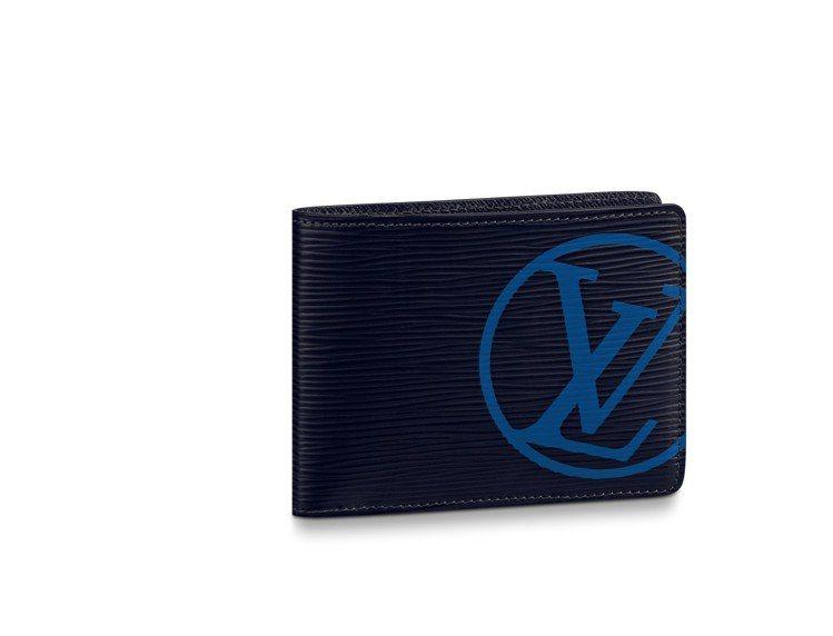 Epi Patchwork Multiple短夾,售價21,900元。圖/LV提...