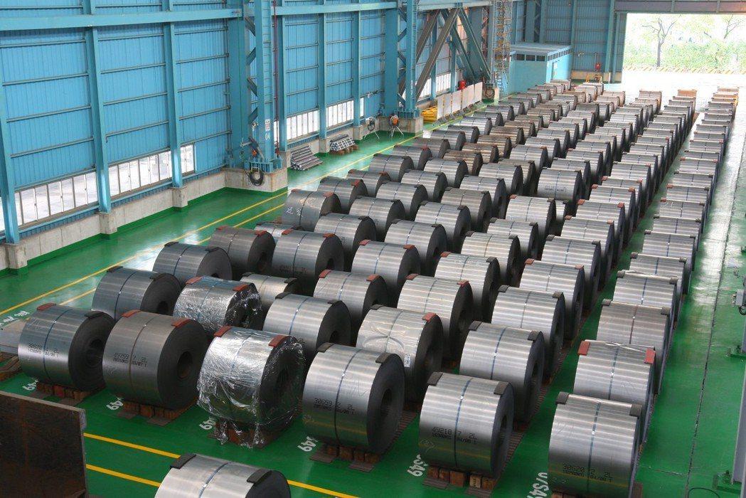 中鋼今宣布調降第三季鋼品價格。圖/中鋼公司提供