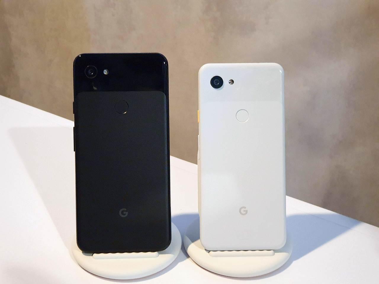 Pixel 3a與Pixel 3a XL,建議售價分別為14,500元起與17,...