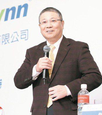 緯穎董事長林憲銘。 (聯合報系資料庫)
